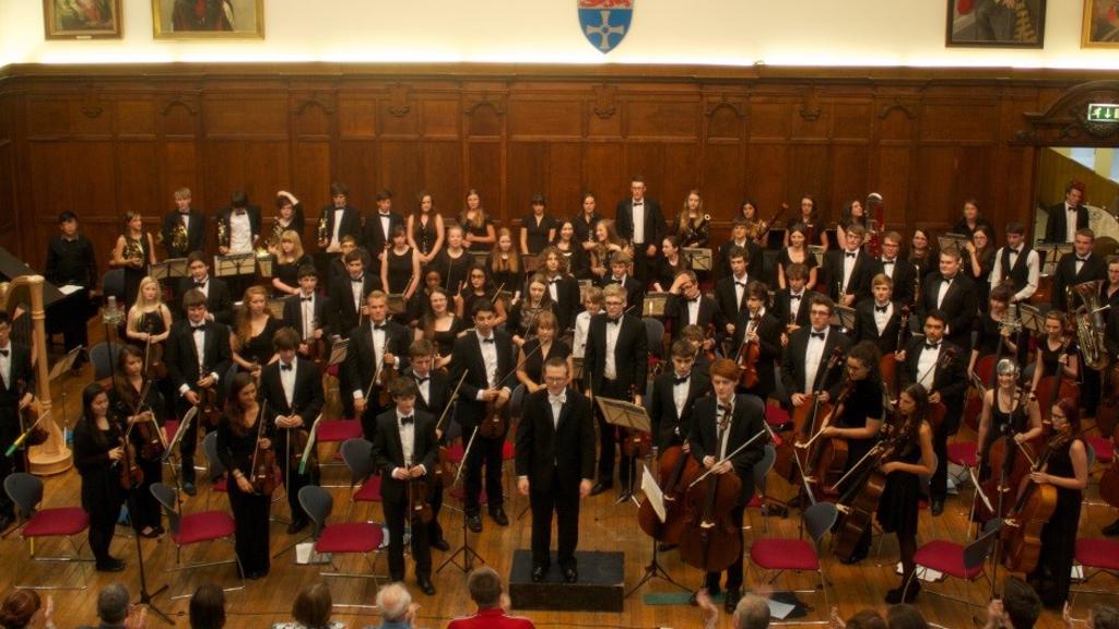 Tees Valley szimfonikus zenekar koncertje