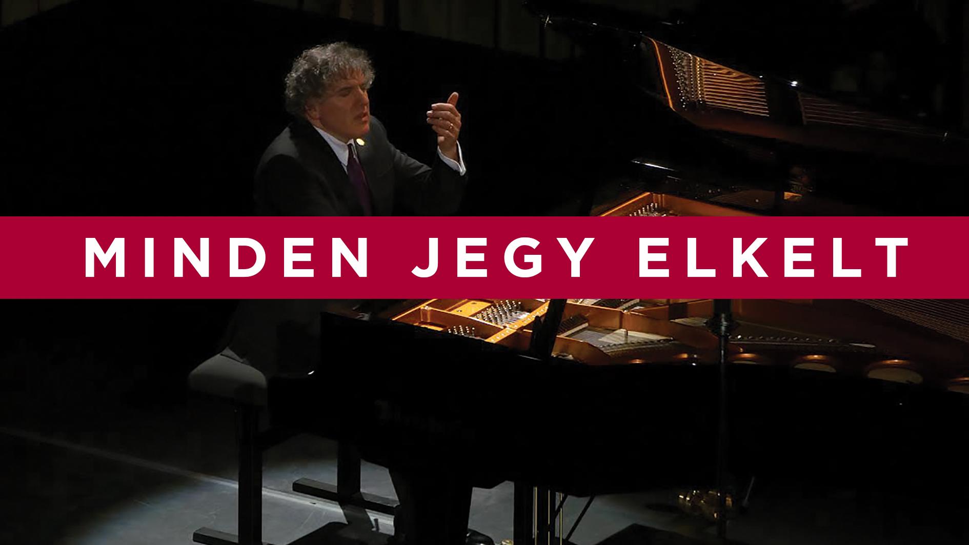 Hegedűs Endre Chopin-estje