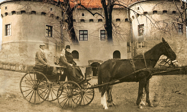 Tiltott kastélyok
