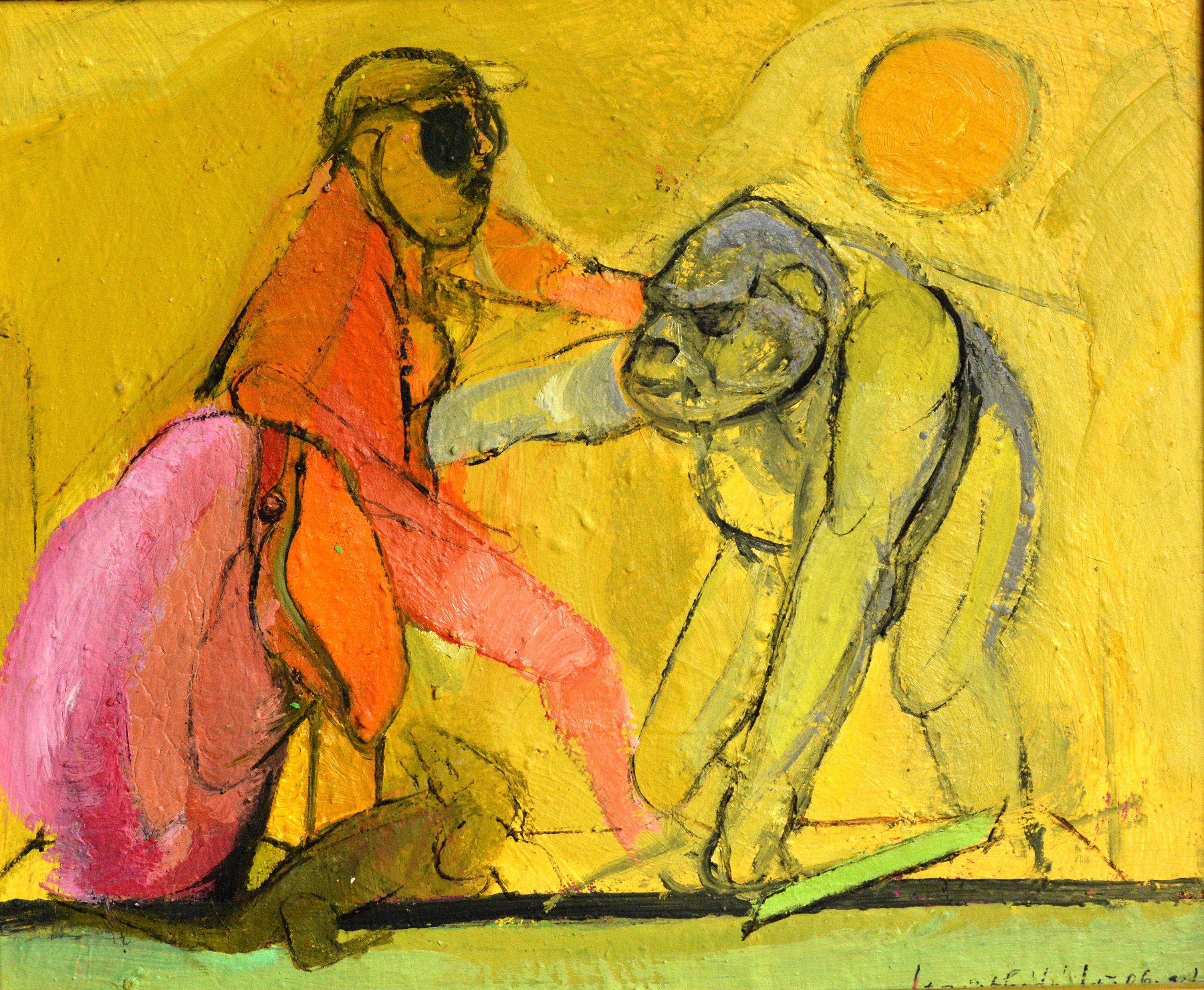 Véssey Gábor festményeinek és szobrainak kiállítása