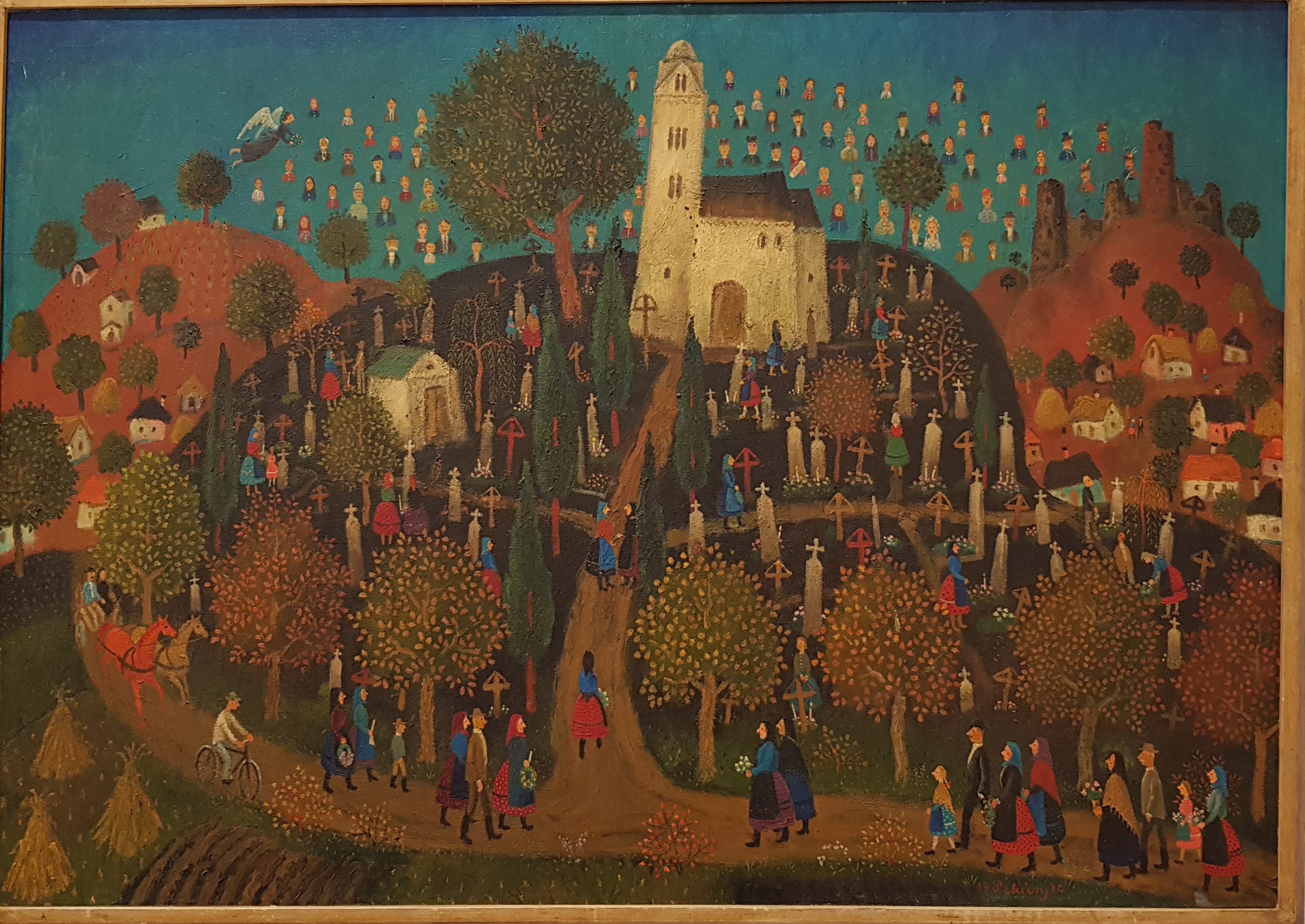 István Pekáry: The Day of the Dead