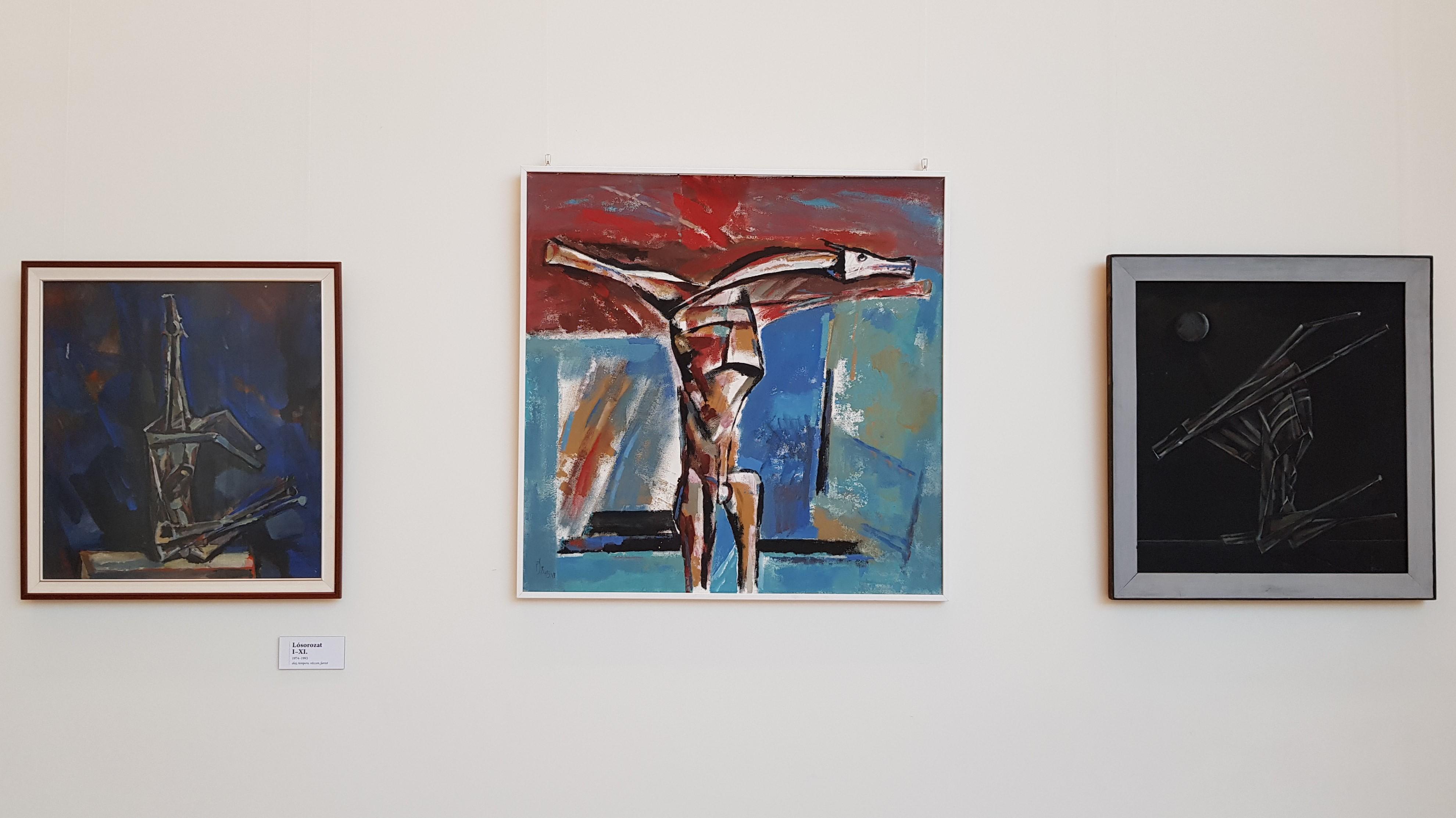 Plugor Sándor (1940-1999) emlékkiállítás