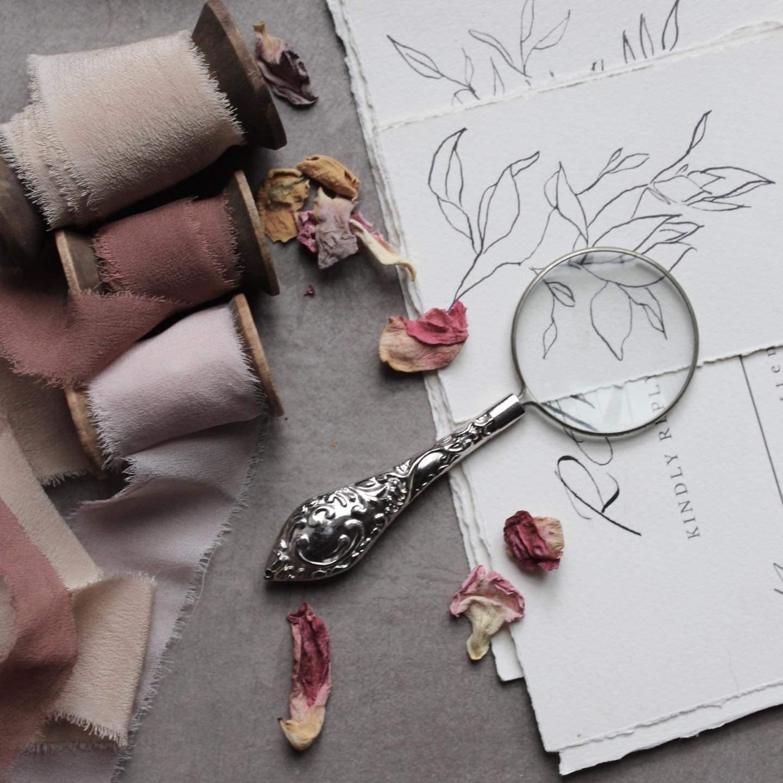 Design Hét | Kalligráfia és selyemfestés művészete