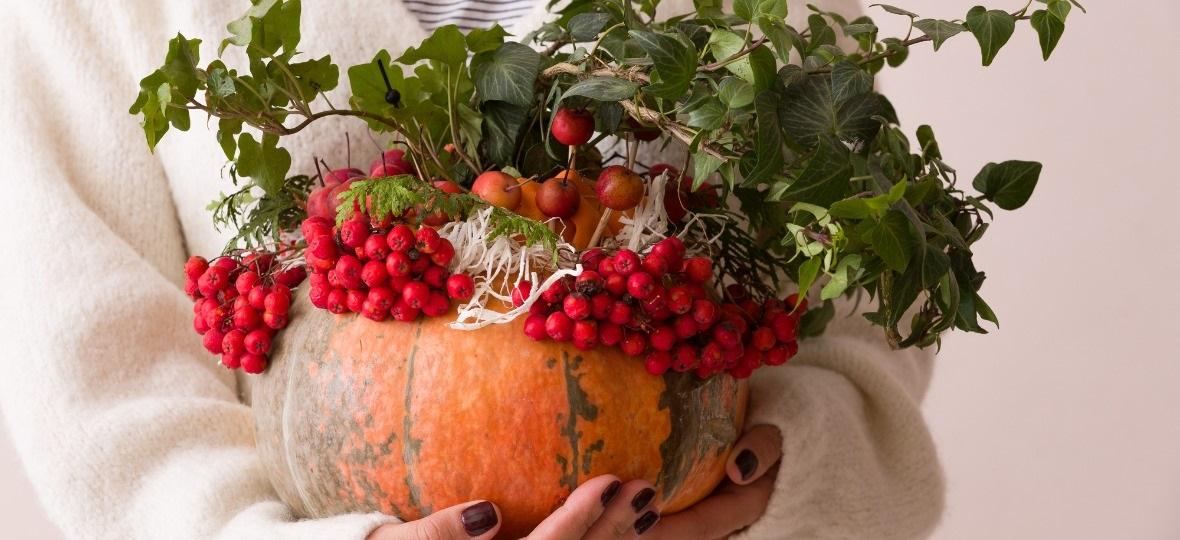 Őszi dekorációkészítő workshopok a Pesti Vigadóban
